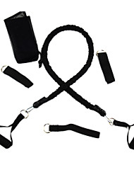 Latex Fitness Exercise Stretch Pull Ropes Set