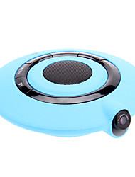 ufo-828 0.3 mega pixels h.264 dvr carro gravador de alto-falante / bluetooth com bluetooth leitor de cartão tf mãos-livres, azul