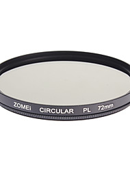 Zomei Professionelle Optical CPL Filter Zirkular Polfilter Super-HD-Klasse-Filter (72 mm)