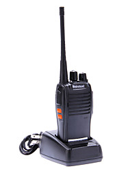400-470MHz 16CH W / LED torche UHF / VHF sans fil bidirectionnelle Radio portable talkie-walkie