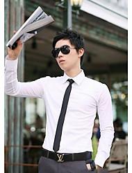 Men's Slim Fit Business Casual Shirt