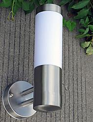 Открытый настенный светильник, 1 Свет, Краткий Алюминий акриловой живописи