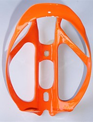 NT-BC2007 Cycling 3K Weave Carbon Fiber Bottle Cage in Orange