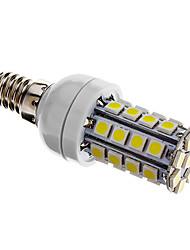 5W E14 Ampoules Maïs LED T 36 SMD 5050 480 lm Blanc Froid Gradable AC 100-240 V