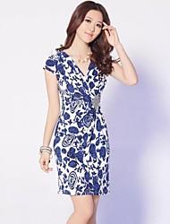 Mulheres vestidos de moda
