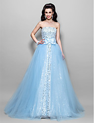 Prom / Formal Evening / Quinceanera / Sweet 16 Dress - Sparkle & Shine / Vintage InspiredApple / Hourglass / Inverted Triangle / Pear /