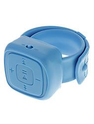 TF Card Reader Mini portatile Orologio Digitale Lettore MP3