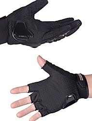 PRO-BIKER MCS-01C Professional Short Finger Nylon Gloves for Man