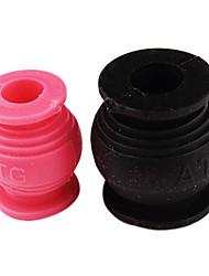 ATG А.В. Бал демпфирования резиновый мячик Большой размер 55g (черный)