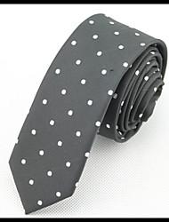 Men's Stylish 7CM Waterproof Dots Ties
