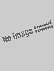 Modern Glass Pendant Light in Brown Bubble Design