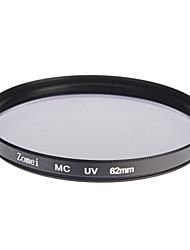 ZOMEI Camera ottici professionali Telaio MCUV Filter (62 millimetri)