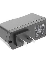 B-349-USA-Standard AC / DC-USB-Adapter (5V, 2000mA, Schwarz)