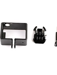 Gopro Accessories Mount / Accessory Kit For Gopro Hero 3 / Gopro Hero 3+Motocycle / Ski/Snowboarding / Hunting and Fishing / Radio