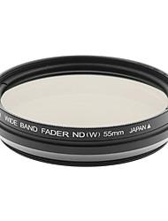 Nicna ND2~ND400 Premium Digital Fader ND Filter(55mm)