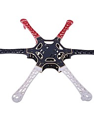 HJ 550 Kit Cadre cellule Hexacopter / Flame Wheel Hexaxopter