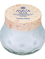 [Holika Holika] Aqua Max Ultra Moisture Cream 120ml - for Sensitive or Redness Skin (Skin Soothing & Moisturizing)