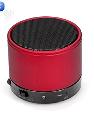 DOGO-S10 Mini V2.1 portable Bluetooth Speaker MIC-AUX mains libres Bluetooth (Rouge / Noir / Argent)