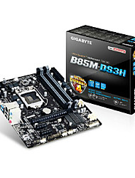 B85M-DS3H LGA 1150 Motherboard for Gigabyte GA-B85M-DS3H B85 Desktop Motherboard DDR3 32G Micro ATX for I7 I5 I3 CPU