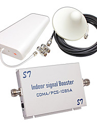 Dual band signal repeaterCDMA 850 1900mhz full kit