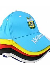 Coupe du Monde Brésil Allemagne Angleterre France Argentine Espagne Cap Football Football Hat