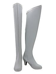Tsubasa Reservoir Chronicle Sakura Cosplay hoge hakken laarzen