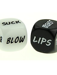 Creative Fun Game Dice Lover (2 PCS)
