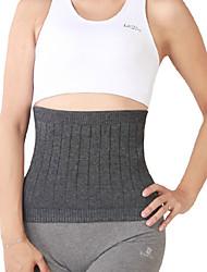 Inverno Quente Grosso Cashmere cintura e estômago Belt para Homens e Mulheres