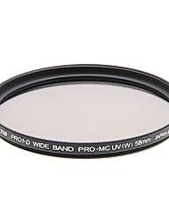 Nicna PRO1-D Digital Filter Wide Band Slim Pro Multicoated UV (58mm)