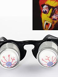 Scary Eyeball Dropping Eyeballs Glasses Cosplay&Practical Joke Prop
