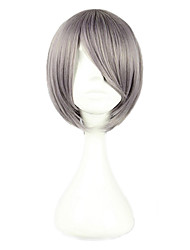 SHIKI High-quality Cosplay Synthetic Wig Mixed Color