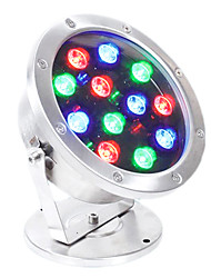 14.5 * 14.5 * 18 impermeabile della luce esterna della lampada subacquea a LED di paesaggio