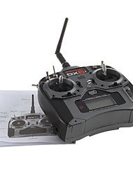 2.4GHZ DX6I DSMX 6-Channel Transmitter Only Mode1 Heli