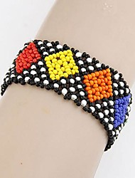 European and American Fashion Bohemian Ethnic Style Beads Bracelet