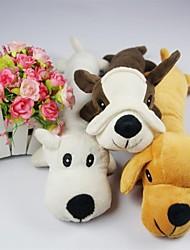 Forma Squeak Dog Style masticare giocattolo per animali Cani Gatti