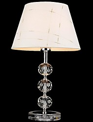 Crystal Table Lamps , Modern/Comtemporary Metal