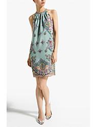 Women's Dresses , Chiffon Casual Maxlove