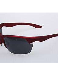 Geescen Calidad Moda Ultraligero visión nocturna Gafas de sol (rojo)