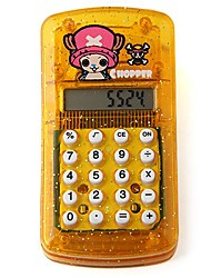 Tony Pocket Calculator Chopper Clip Magnet (Assorted Color)