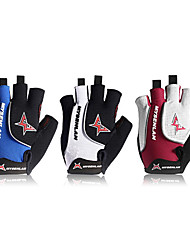 MYSENLAN Cycling Gloves Fingerless Anti-skid Short Finger Bike Gloves