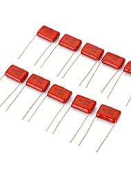 DIY  M-CAP 684 0.68uF 250V Metal Film Capacitors Set (10 PCS)