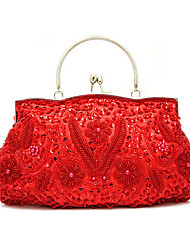 Beading Wedding/Special Occasion Evening Handbags/Top Handle Bags(More Colors)