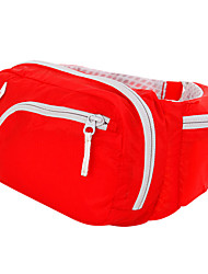 Waist Bag/Waistpack Camping & Hiking / Leisure Sports / Traveling / Cycling/Bike Waterproof 2 L Others Canvas- Iphone6