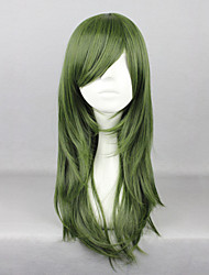 Kagerou Project Kido Grass Green Cosplay Wig
