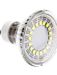 GU10 2W 18x2835SMD 190-220LM 6000-7000K холодный белый свет Светодиодные пятно лампа (220)