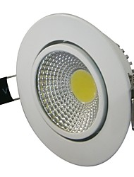 Luci di soffitto 3W 1xCOB 280LM Bianco 6000K LED