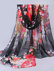 Women's Elegant Wind Day Sunblock Chiffon Scarf