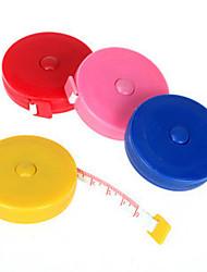 Классический дизайн сплошной цвет Рулетка (случайный цвет)