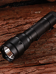 WF-502B Cree XM-L2 T6 500LM 5-Mode LED Flashlight(1x18650)