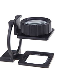 20X Foldable Magnifier Stand Measure Scale Loupe Magnifying Glass Portable Cool Watch Unique Watch